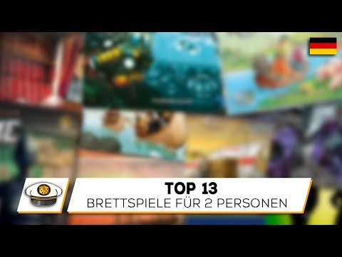 Top 13 Brettspiele Für 2 Spieler