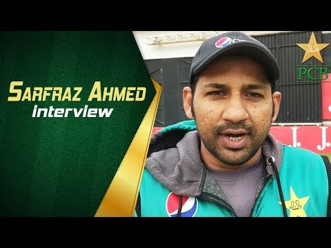 Sarfraz Ahmed interview ahead of final T20I against Australia | PCB