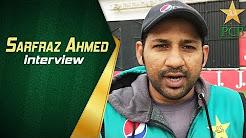 Sarfraz Ahmed interview ahead of final T20I against Australia   PCB