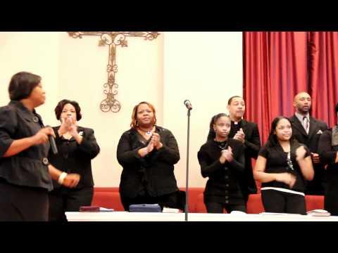 Tabernacle of Praise Christian Church Choir led by Veronica Vault