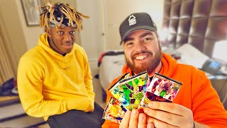 Opening Dragon Ball Super Trading Cards with @KSI