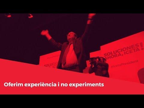 Acte de campanya a Lleida