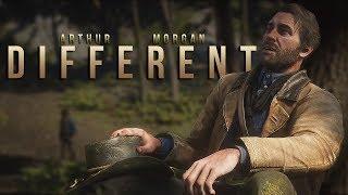 Arthur Morgan || Different (Tribute)