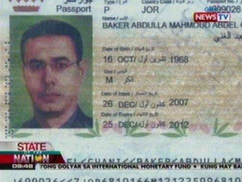 SONA: Sulu Gov. Sakur Tan, galit sa ginawa ng Jordanian journalist na si Baker Abdulla Atyani