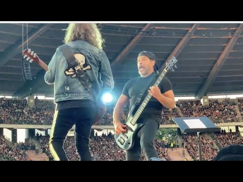 Metallica - Ca plane pour moi [Live] - 6.16.2019 - King Baudouin Stadium - Brussels, Belgium