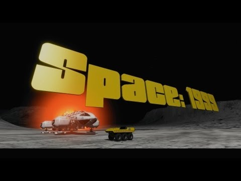 Space 1999 - Early Tests