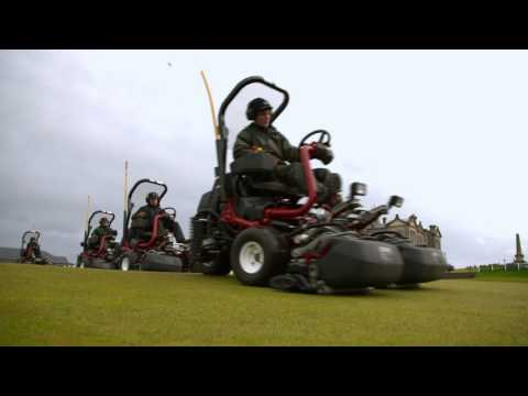 Toro & St Andrews Links - Partnership