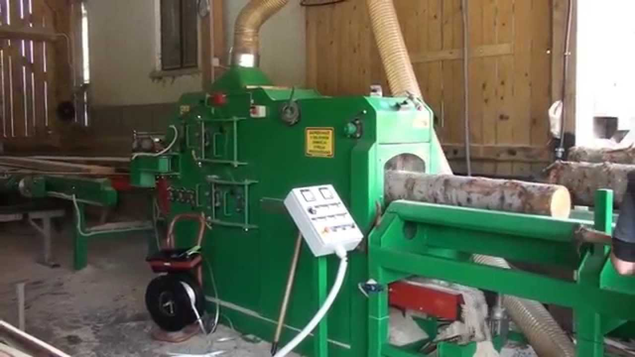 Mebor Circular Saw For Small Logs Sdh D 320 Youtube