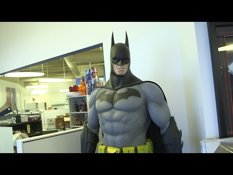 DC Entertainment Tour - Hollywood HQ - Variety
