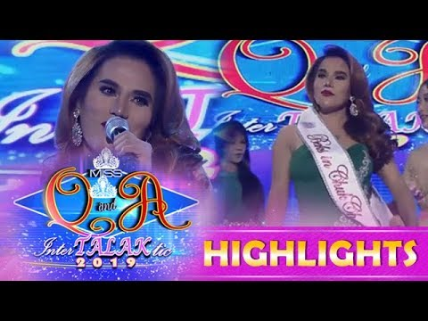 It's Showtime Miss Q & A: Corra Dela Rosa is Beks In Chukchak Of The Day!