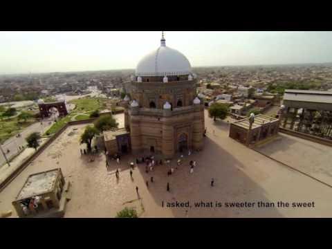 Multan City video HD  Best Aerial video of Multan Ghanta ghr