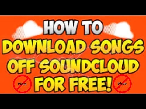 How To Download Music From SoundCloud FREE (WORKING 2018) NO VIRUS!!