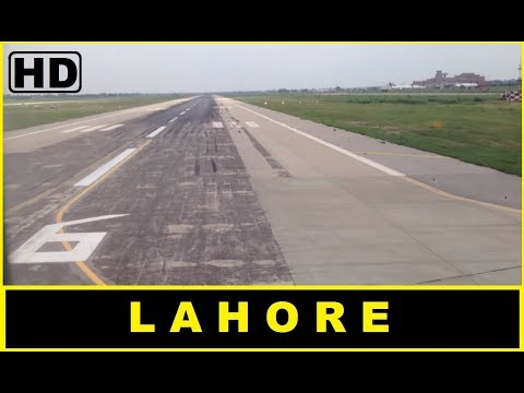 Thumbnail: Lahore Takeoff - Pakistan International Airlines - (PIA) Boeing 777