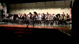 USHS Wind Ensemble- Cammando March