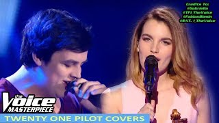 TWENTY ONE PILOTS SONG COVERS IN THE VOICE