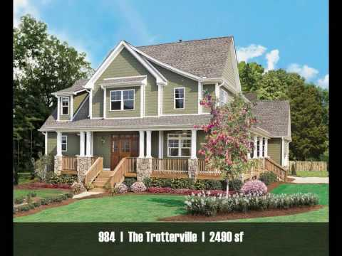 Craftsman House Plans By Don Gardner Youtube