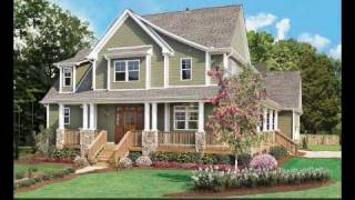 Craftsman House Plans By Don Gardner