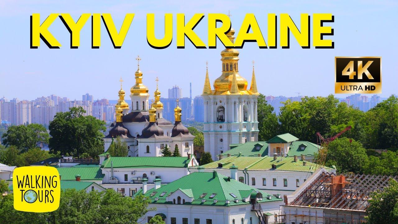 Kiev, Ukraine | St Michael's Cathedral | St. Sophia's Cathedra