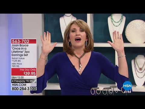 HSN | Colleen Lopez's Jewelry Picks 04.13.2018 - 09 PM