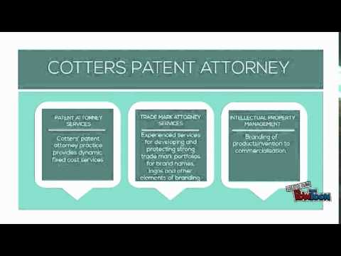 Cotters Patent Attorney