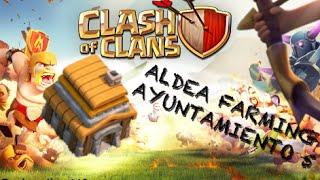 Emplumaitor 050 - Diseño de Aldea para Farming Ayuntamiento 5 - Sucos Clash of Clans
