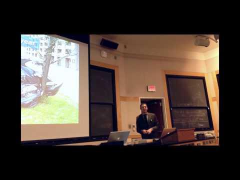 "Matthew Carter: ""The Neuroscience Behind a Good Night's Sleep"""
