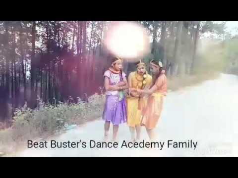 Nepali Jadio Axomiya Moi   New Assamese Cover Dance Video   Bishakha Timilsina   Beat Buster's Dance