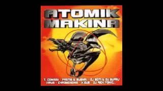 Atipi-K - ATOMIK MAKINA CD.2 (Dj Boti & Dj Supru)