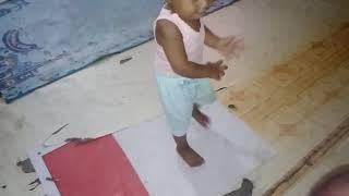 Bakat anak kecil(firmino risit)