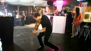 Balearic Soul feat. Mike Bow - Babylonia, Born Again (Club Mix Live Violin Version)