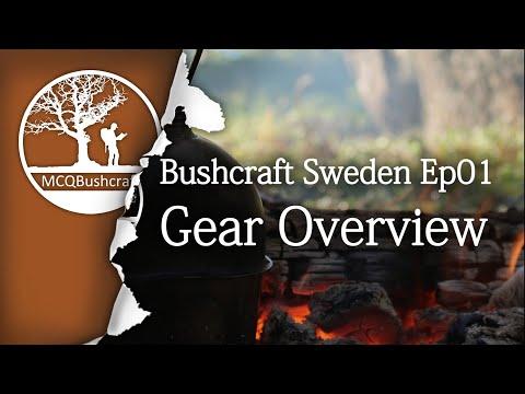 Bushcraft Sweden: Ep01 - Gear Overview