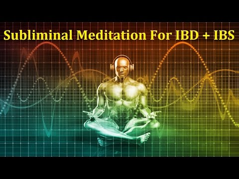 Bowel Disease Relief – Subliminal Messages   Isochronic Tones For IBS, IBD & Crohn's