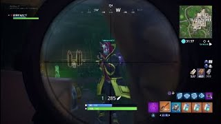 Fortnite | 15 kills With A Snipers Only