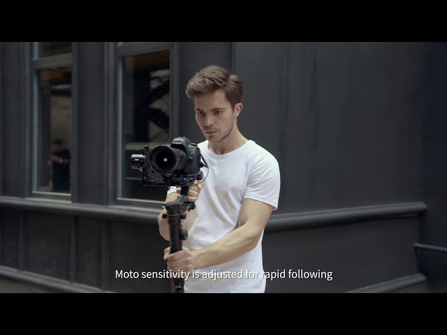 Feiyu Tech AK4500:The Most Powerful Professional Stabilizer for DSLR