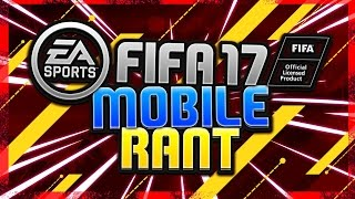 Game | FIFA 17 MOBILE NEWS, NEW GAME MODES, UPDATES!! FIFA MOBILE RANT | FIFA 17 MOBILE NEWS, NEW GAME MODES, UPDATES!! FIFA MOBILE RANT