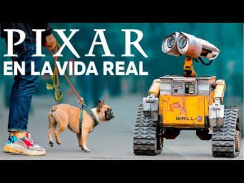 Pixar En La Vida Real (Trailer español)