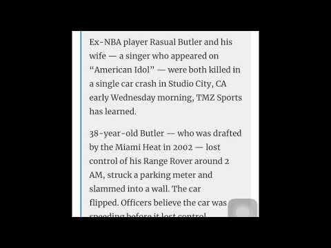 #RIP Rasual Butler