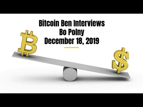 Bitcoin's SECRET TIME Cycle, Stock Market IMPLOSION Imminent?  Bo Polny Interview W/ Bitcoin Ben