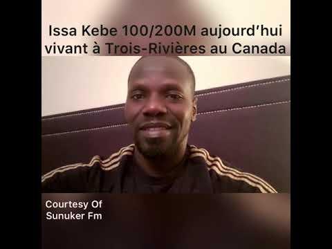 Hommage à Youssoupha Sarr Les anciens athlètes rendent un vibrant hommage à Youssoupha Sarr Olympien