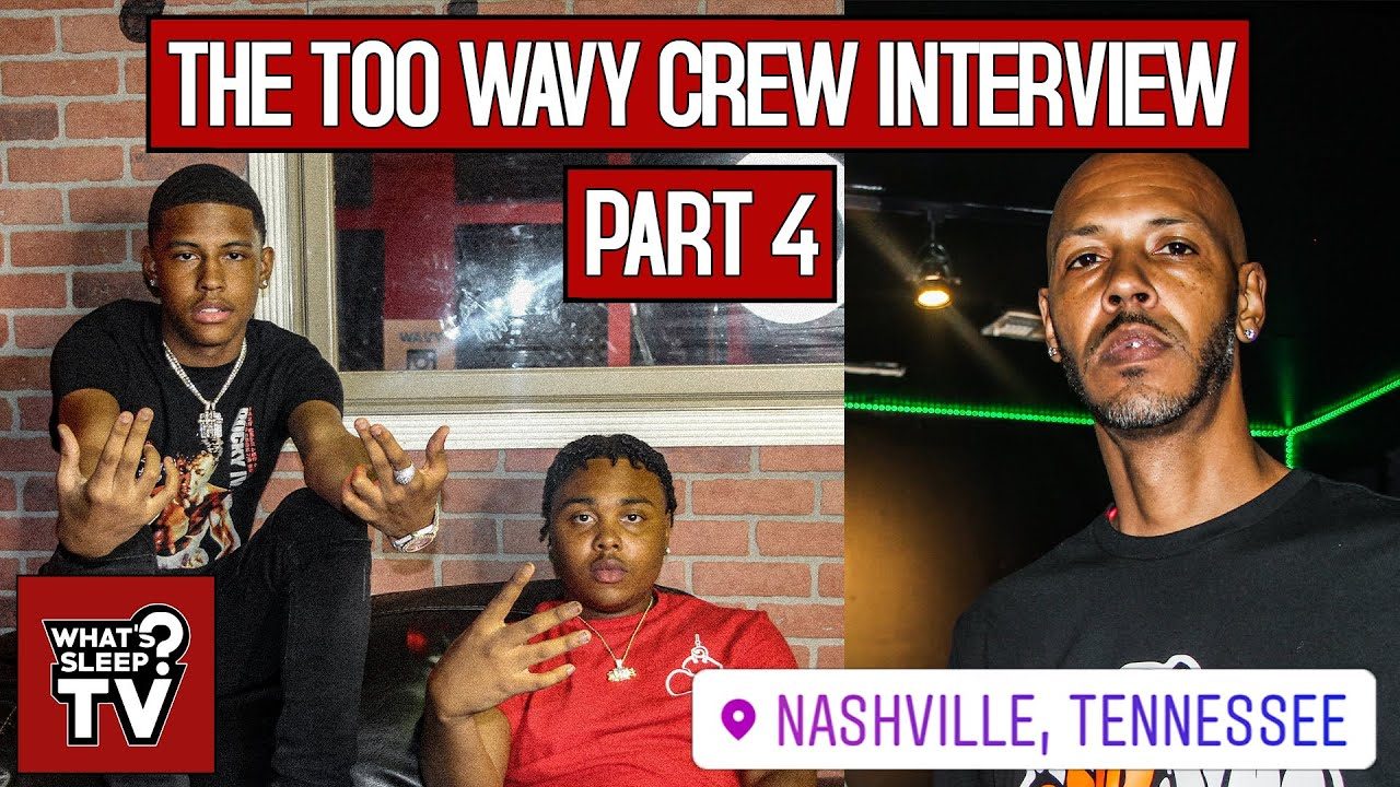 Too Wavy Crew Have NO Plans To Go Solo, & Their Father Tells Story Of Birthing Them 4 Months Apart