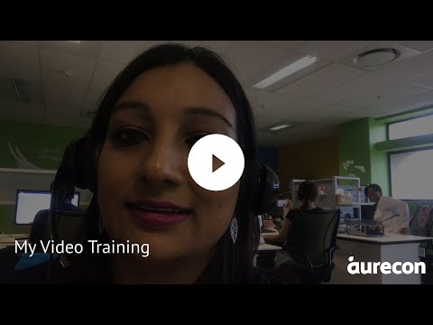 My Video Training