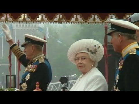 Queen Elizabeth Diamond Jubilee: High Expectations for Celebrations, Concert in London