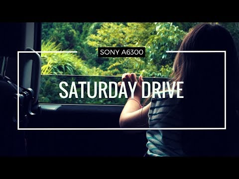 Saturday Drive - Filmed with a Sony A6300 Cinematic Style - Fukuoka Japan