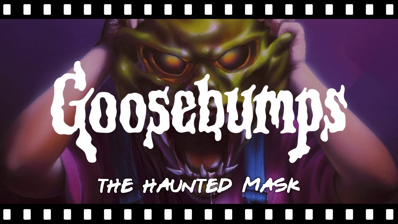 Goosebumps: The Haunted Mask' Is Still Scary 23 Years Later