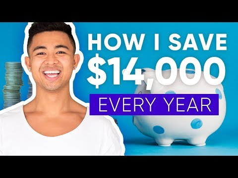 How To Save Money   7 Ways To Save Over $14,000 Every Year