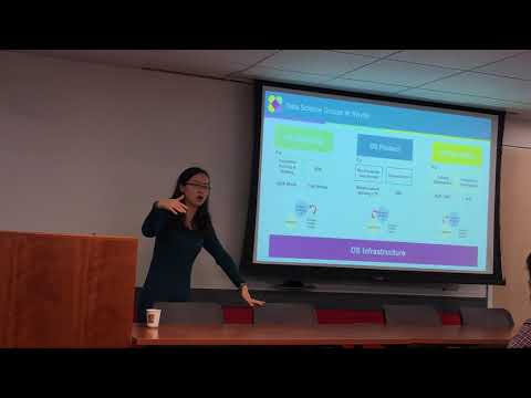 Jen Wang: Overview of Data Science at Wayfair presented at Northeastern University