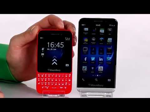 BlackBerry - 03 Bedienung und BlackBerry Hub