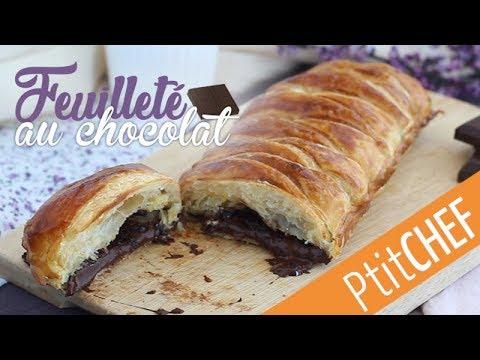 recette-de-feuilleté-tressé-au-chocolat---ptitchef.com
