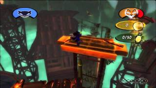 E3 2011 GameSpot Stage Shows - Sly Cooper: Thieves in Time (PS3)