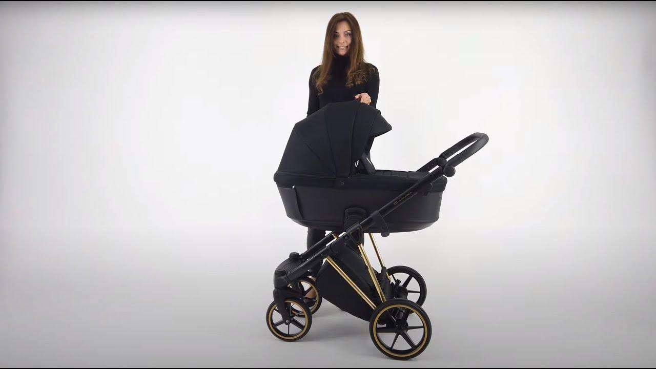 Детская коляска Adamex Belissa 3 в 1